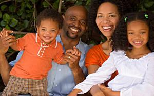 Family Stock Photo